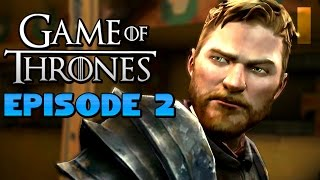 "GAME of THRONES Episode 2 ""The Lost Lords"" Part 1 Walkthrough GOT"