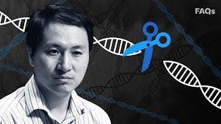 How one scientist is genetically engineering babies