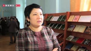 Выставка Казахскому ханству 550 лет