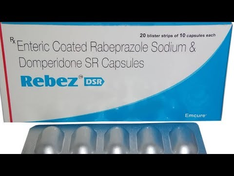 Rebez DSR Capsule Uses Composition Side Effects Precaution How To Use & Review
