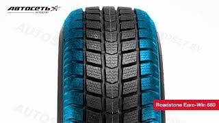 Обзор зимней шины Roadstone Euro-Win 650 ● Автосеть ●