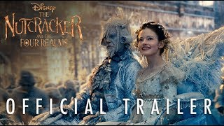 Gambar cover The Nutcracker and The Four Realms - Official Trailer #2