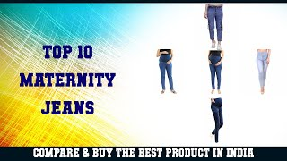 Top 10 Maternity Jeans to buy in India 2021 Price amp Review