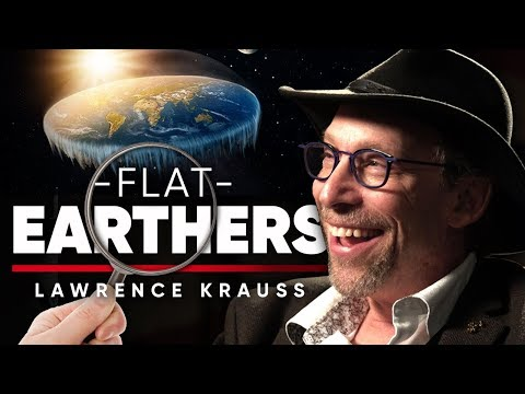 LAWRENCE KRAUSS - FLAT EARTH THEORY: Why The Flat Earth Theory Is Ridiculous | London Real thumbnail