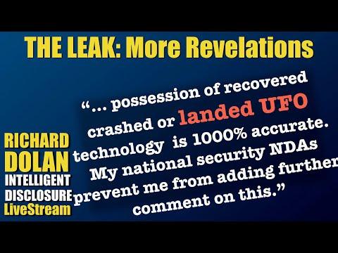 The Leak: New Revelations