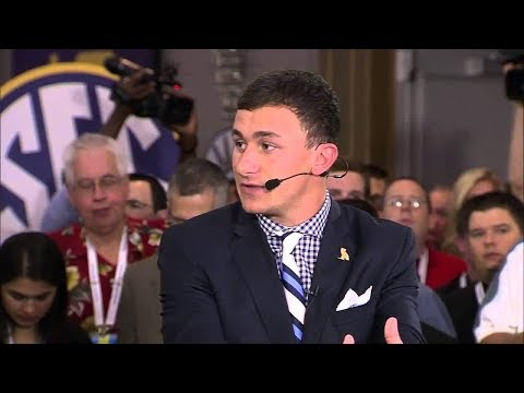Johnny Manziel Calls the NCAA a JOKE for Still Not Paying College Athletes