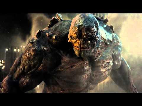 Batman v Superman: Dawn of Justice Soundtrack - Doomsday scene