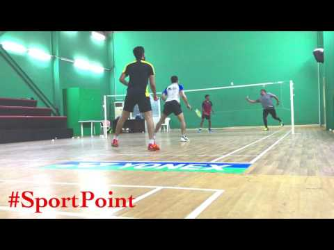 sharjah port badminton