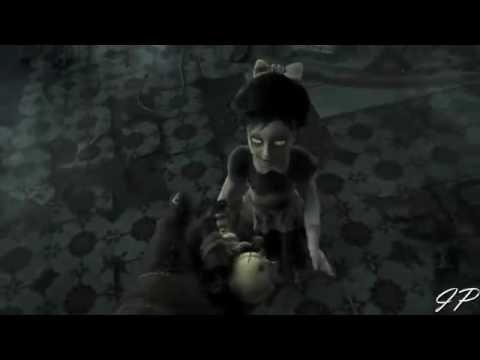 Bioshock 2 music video (Big Daddy Delta and Eleonora)