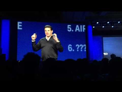 Kevin Plank talks Underarmour and drops Gems Part 3