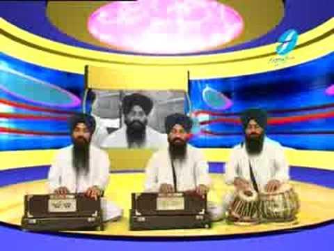 Santa Ke Karaj -Bhai Gagandeep Singh Ji Hazuri Ragi Amritsar