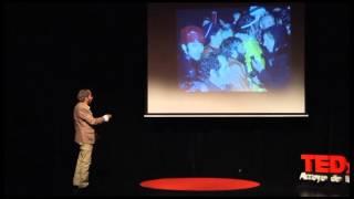 Confía en todo aquello que sea difícil: Cesar Pérez de Tudela at TEDxArroyoDeLaEncomienda