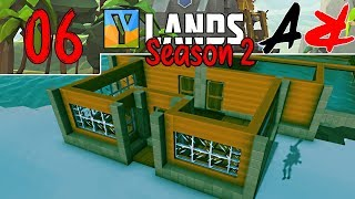 Ylands - S2Ep6 - More Work On The Bath House - Fixed  - (Survival/Crafting/Exploration/Sandbox Game)