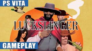 Luckslinger PS Vita Gameplay