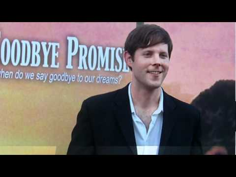 John Paul Rice...poses for paparazzi on red carpet at World Premiere!