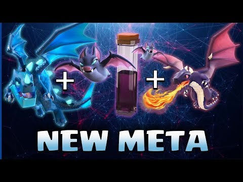 New META! Red and Electro Dragons love Bat Spells! Amazing 3 stars TH12 ATTACK :: Clash Of Clans