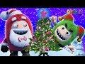 Oddbods | The Festive Meneace - उत्सव मेनेज | Funny Cartoons for Children