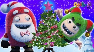 Oddbods | The Festive Meneace - उत्सव मेनेज | Funny Cartoons for Children
