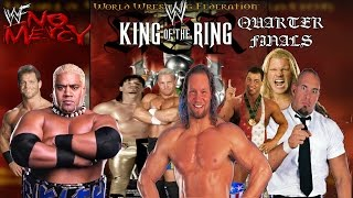 King Of The Ring Quarter Finals | WWF NO MERCY (Hard)