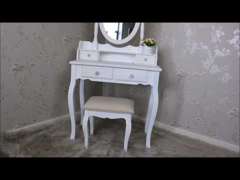The Lila Range Shabby Chic French Furniture