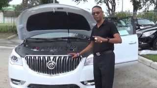 2016 Buick Enclave Walkaround Video by Thomas West, Delray Buick GMC Product Specialist