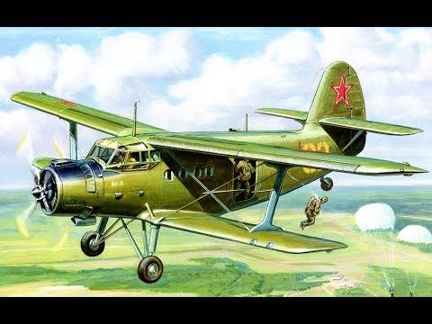 «Кукурузник» Ан-2 ✈