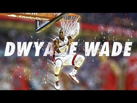 NBA Mix Dwyane Wade  Take It To The Head Happy 36th Birthday DWade