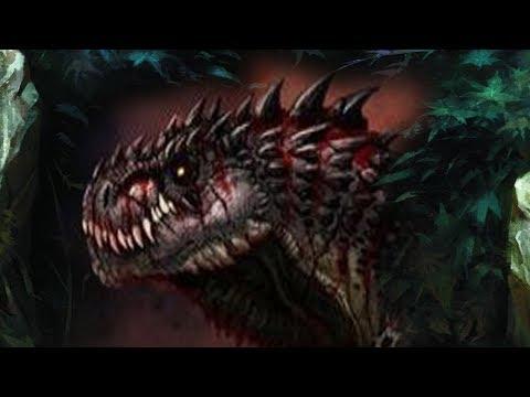 Kriptid Legendák 11 - Az Utolsó T-rex (burrunjor, kasai rex)