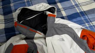 the north face odyssey triclimate jacket