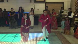 Evolution Of Dance - Bollywood - Pallavi and Sagar Sangeet