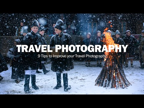 9 Travel Photography Tips for Better Photos