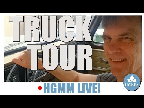 🔴 1976 Ford F150 Truck Tour | HGMM LIVE
