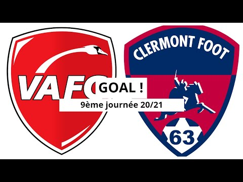 Valenciennes Clermont Goals And Highlights