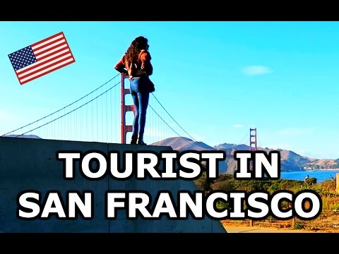 THE MOST TOURISTY SAN FRANCISCO VLOG - TRAVEL VLOG 420 AMERICA | ENTERPRISEME TV