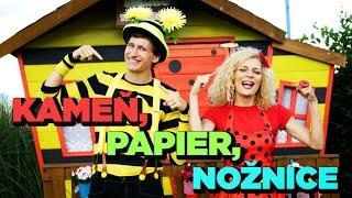 Smejko a Tanculienka - Kameň, papier, nožnice thumbnail