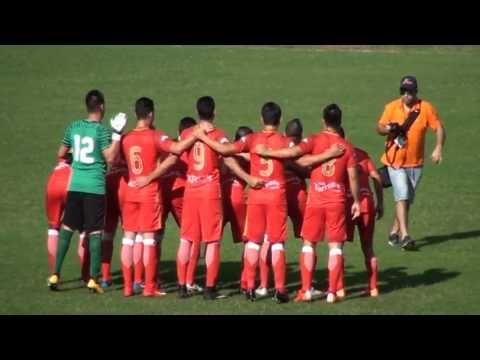 GUAIREÑA 3 - 0 GRAL  CABALLERO//5TA FECHA//INTERMEDIA//16 04 2017