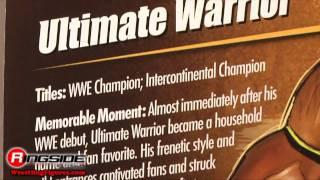 ultimate warrior wwe legends 4 mattel toy wrestling action figure rsc figure insider