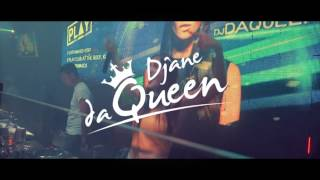 Djane DaQueen 4out2017 Duplex Nightclub Biarritz