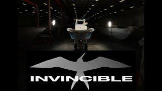 Invincible Boats 39' : One Ride