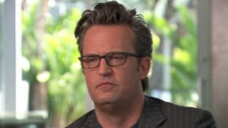 Matthew Perry Comes Clean