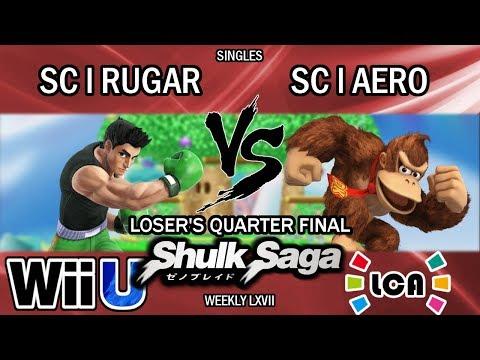 LCA Weekly 67 Singles - Rugar vs Aero - [L] Quarter Final