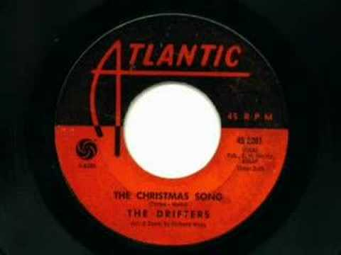The Drifters  The Christmas Song chestnuts + 1 1964