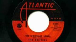 The Drifters - The Christmas Song (chestnuts...) + 1 (1964)