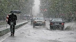 « الأرصاد الجوية » تعلن عن موعد إنتهاء موجة الطقس السيء