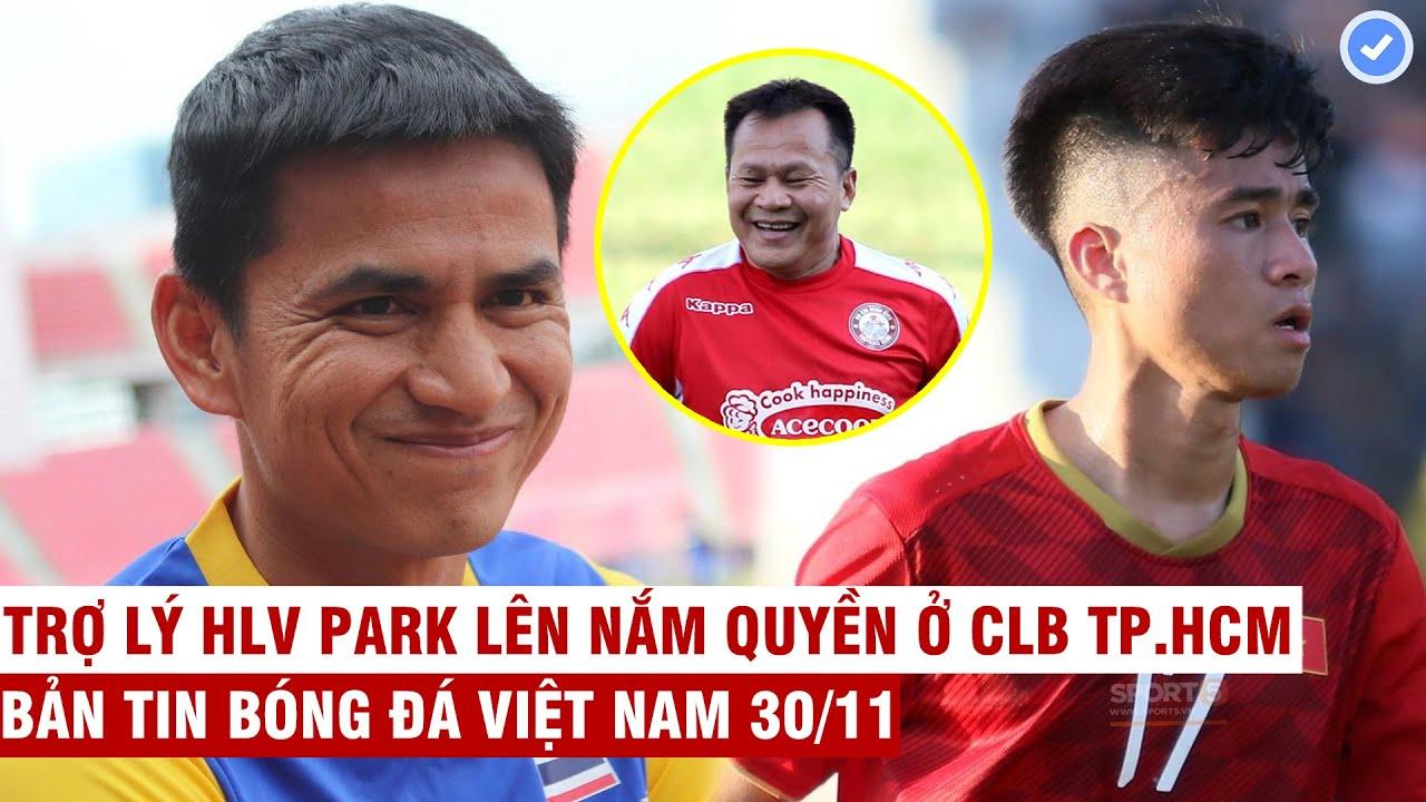 VN Sports 30/11 | Kiatisak: Không có chỗ cho cầu thủ Thái tại HAGL, TP HCM chiêu mộ tài năng trẻ TG
