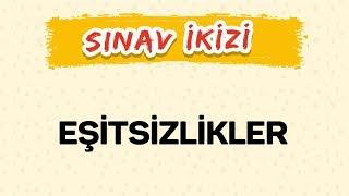 BASİT EŞİTSİZLİKLER - ŞENOL HOCA