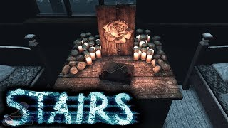 Stairs Part 4 | Indie Horror Game | PC Gameplay Let's Play Walkthrough | Full Playthrough