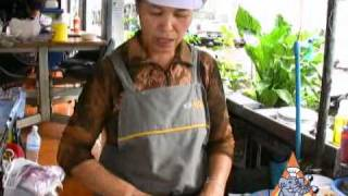 "Thai Street Vendor Ginger Chicken, ""gai Pad Khing"""