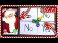 DO NOT PLAY CHARLIE CHARLIE FIDGET SPINNER WHEN CALLING SANTA CLAUS AT 3AM!! HE BROKE INTO MY HOUSE!