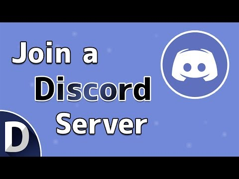 How to Join a Discord Server (Windows, iOS, Android, Mac)